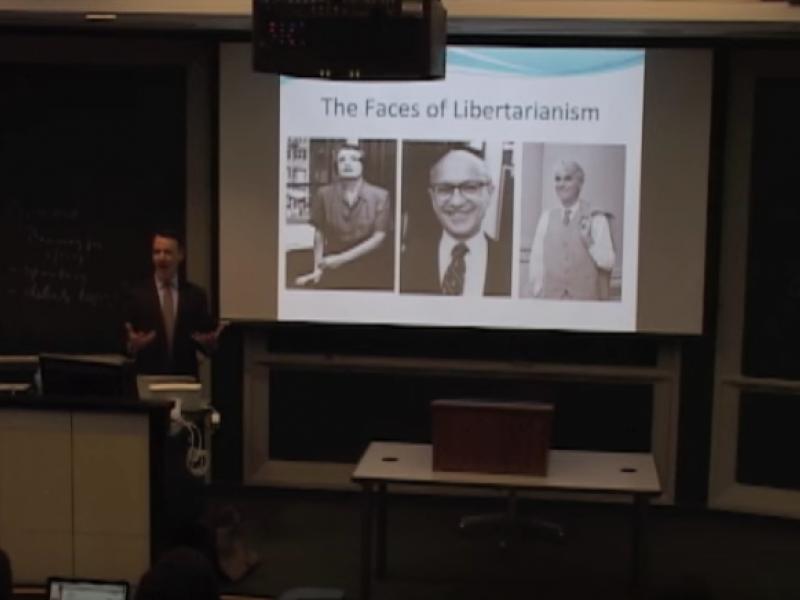 Progressive Origins of Modern Libertarianism